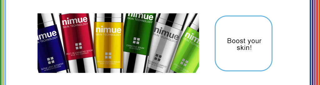 Boost your skin - Instituut voor huidverbetering Mariet Wouters - Spaubeek